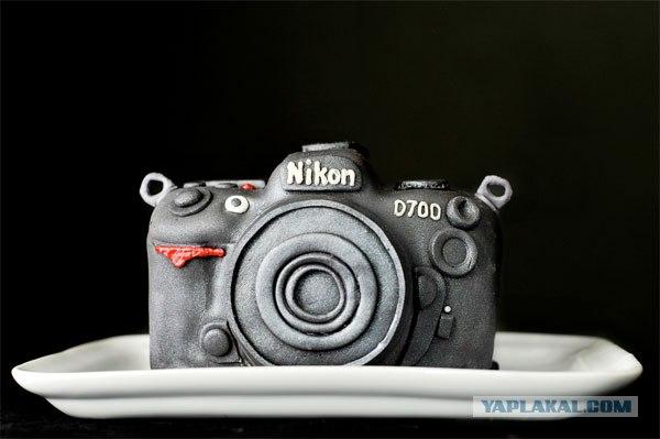 Если фотограф - сладкоежка