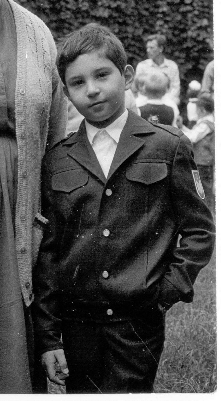 Рыженькая в униформе 16 фотография