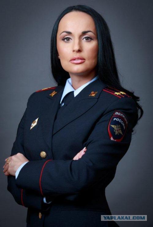 """Подполковник полиции станет телеведущей """"РЕН ТВ"""""""