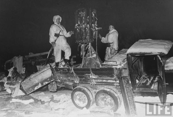 Два рассказа о финской войне.