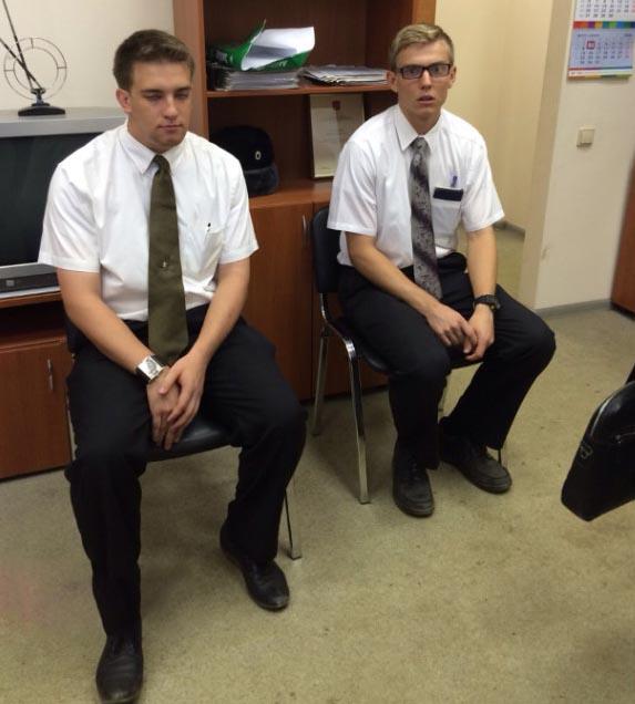 Шестерых мормонов из США выдворили за пределы России