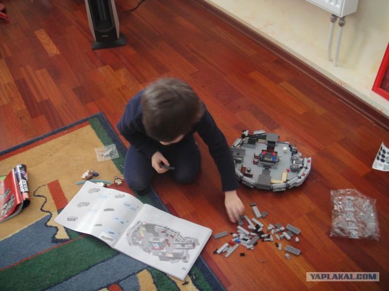 Star Wars и внуки