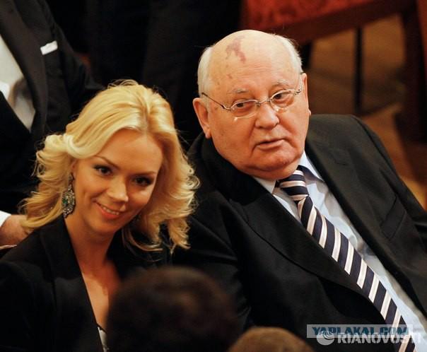 Внучка Горбачева смело срывает покровы с России!