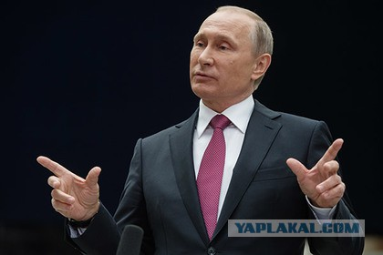 Путин объяснил рост цен на бензин в России