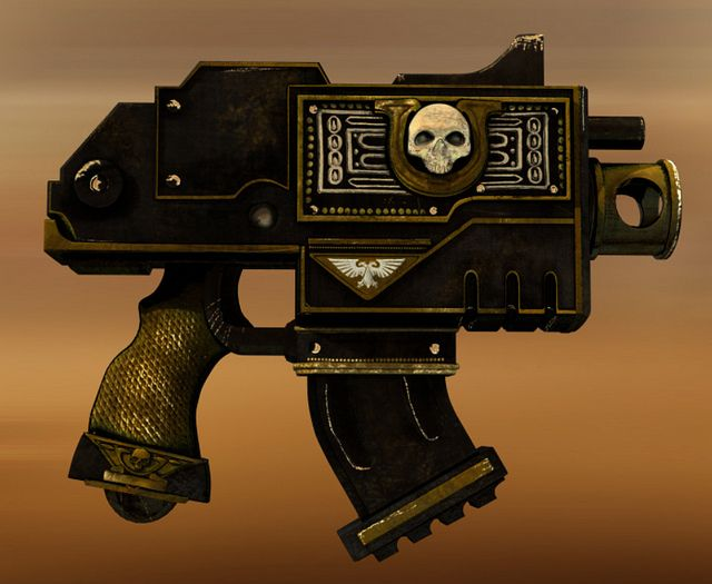 Своими руками: Грозное оружие геймера - в реале