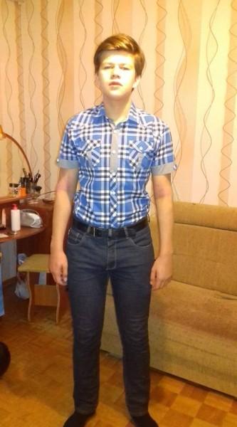 В одной изшкол Чайковского ученика 7класса непустили назанятия. Мальчик пришел всинихджинсах