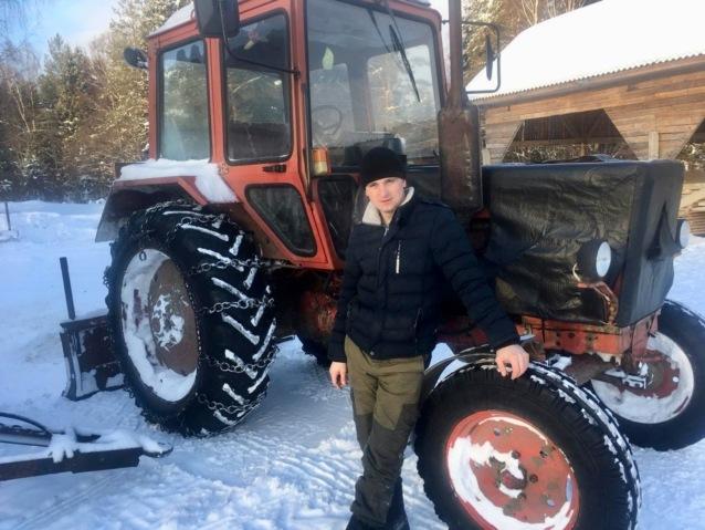 Как живёт бизнес в глубинке: история молодого предпринимателя из Костромской области