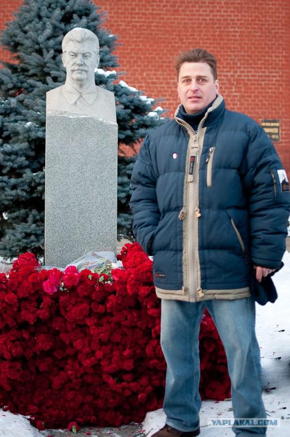 Интервью Якова Евгеньевича Джугашвили