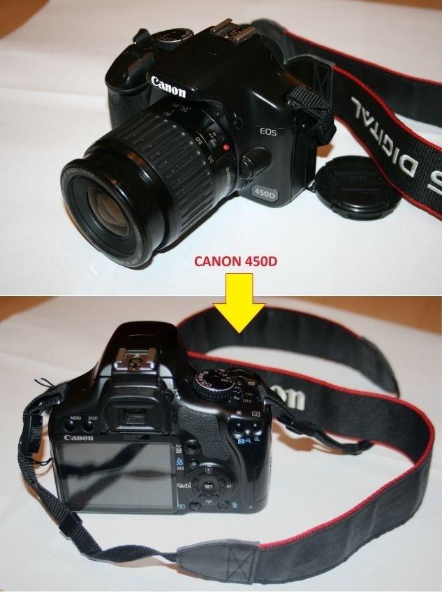 Canon 450D продам