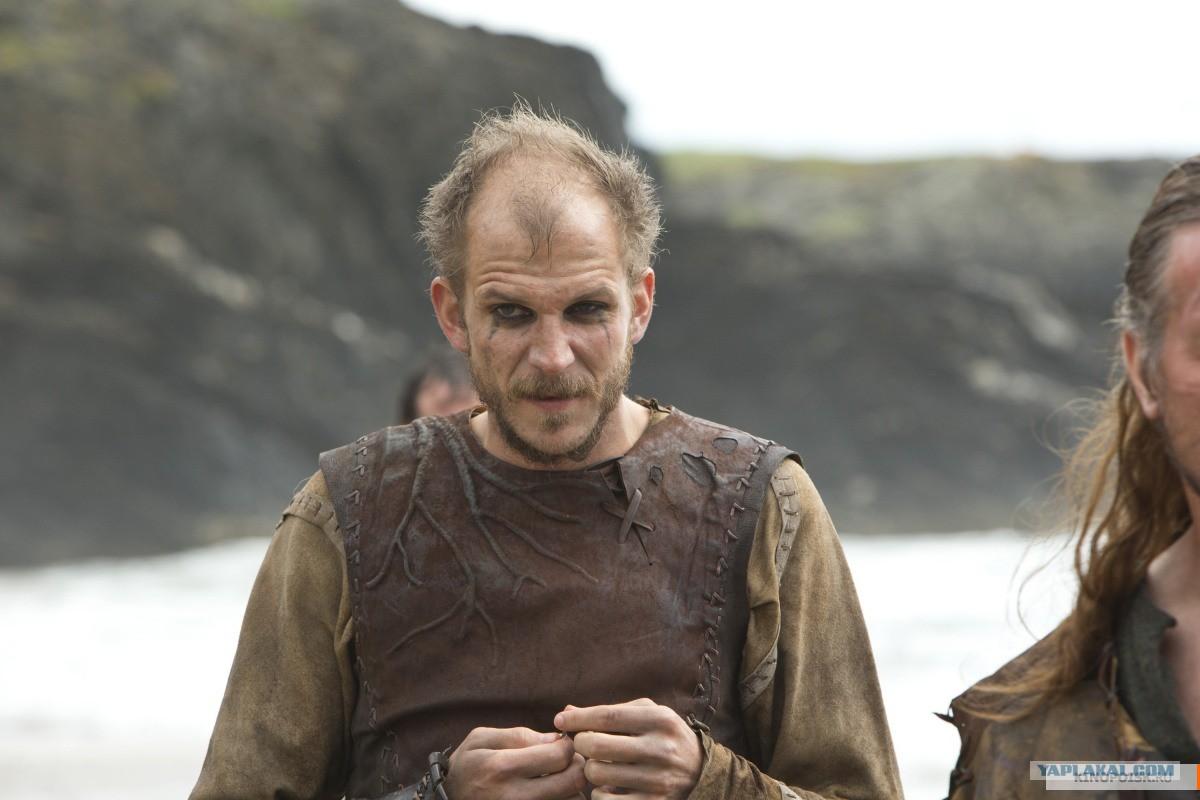 фото викинги флоки