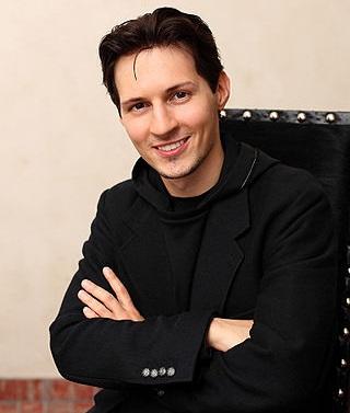 Павел Дуров предоставил данные для регистрации Telegram в России