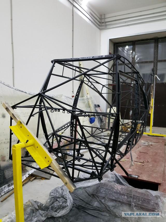 Что нам стоит самолет построить?