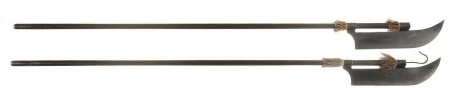 Топор с двумя лезвиями название