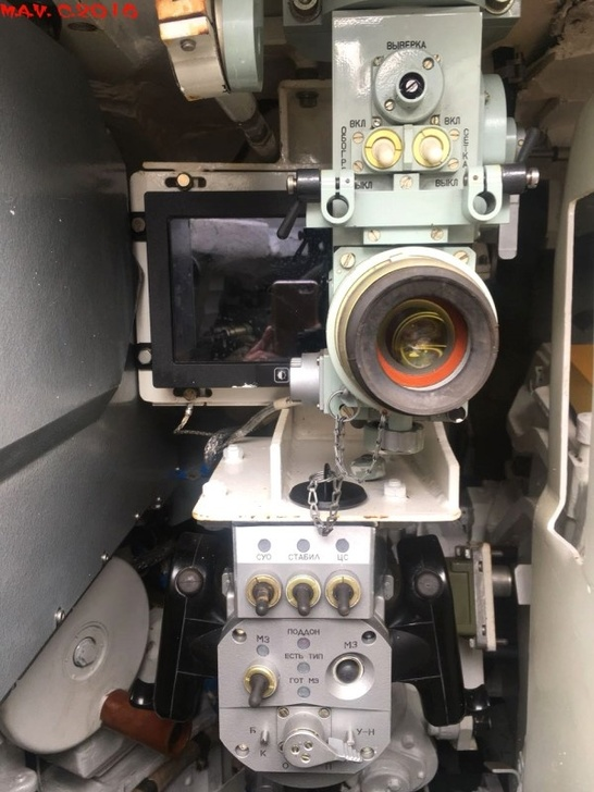Фото модернизированного Т-80БВМ