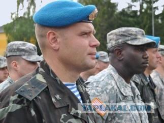Американские инструкторы на Украине
