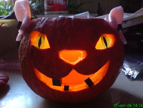 ХЭЛОУИН. Празднуем Halloween - ЯПлакалъ