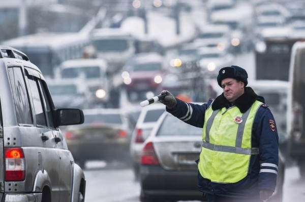 """В Москве заработала новая система задержания водителей за скорость: """"Пит-Стоп"""""""