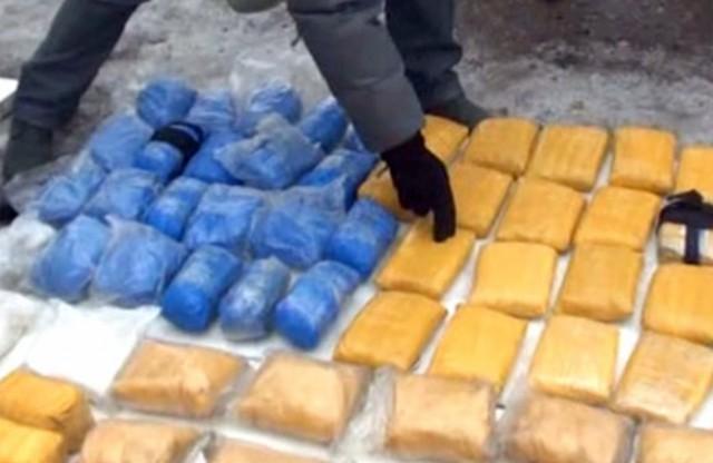 В доме экс-участника КВН изъяли 170 кг героина