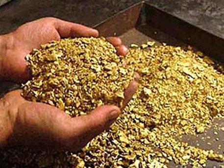 22 тонны золота обнаружили в горах Алтая