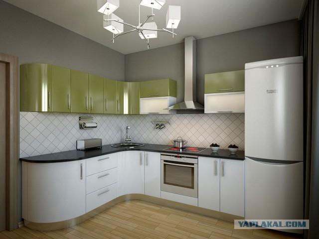 Дизайнерская кухня