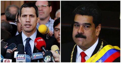Генерал ВВС Венесуэлы признал Гуайдо