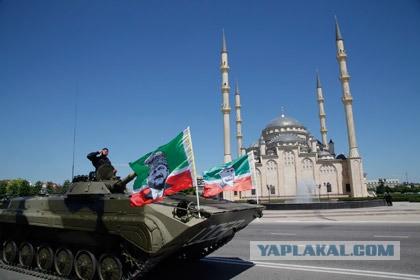 Кадыров снял чеченскую мечеть с конкурса символов