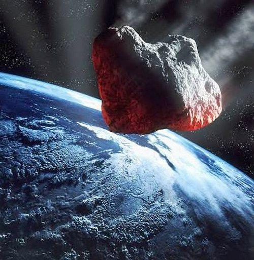 Астероид Apophis.