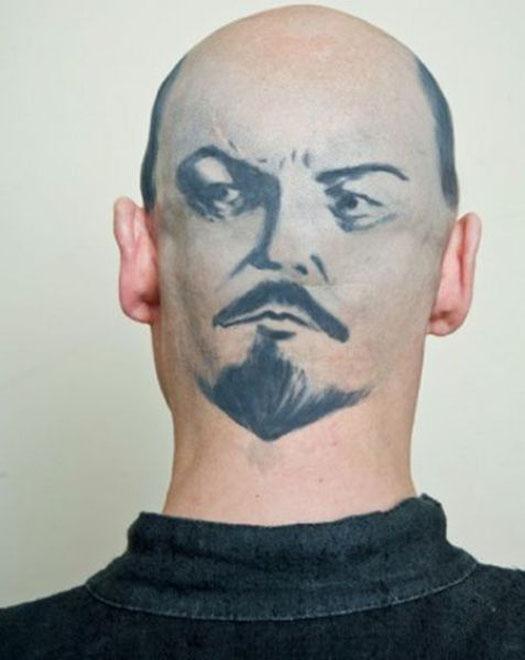 А Ленин-то жив!