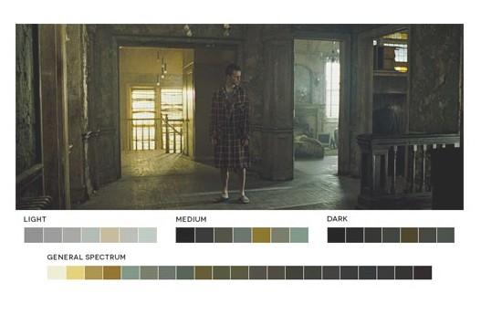 Цветовые схемы в кино и влияние цвета