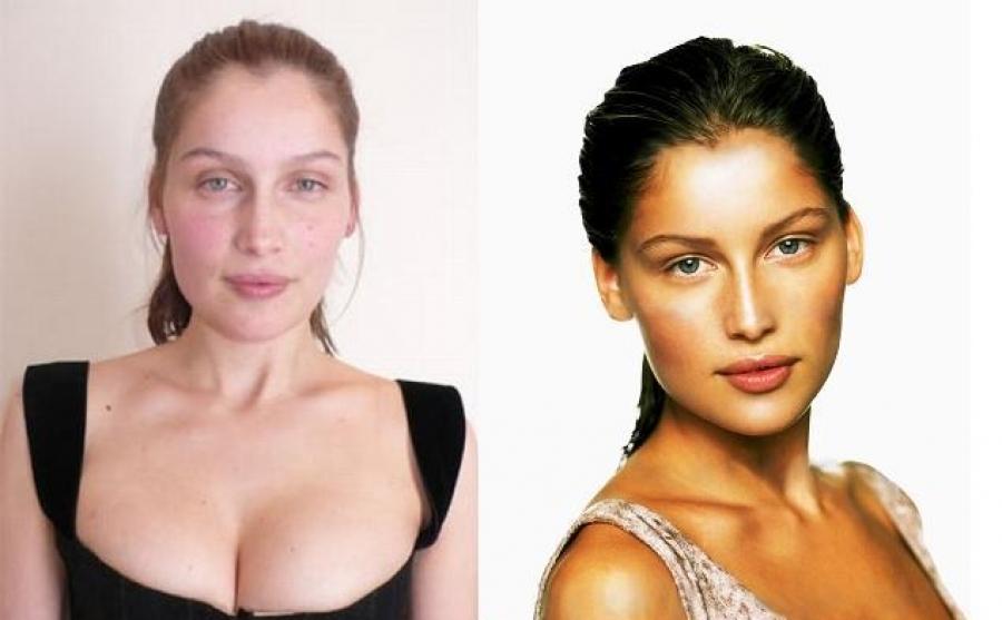 Самые красивые девушки россии без макияжа