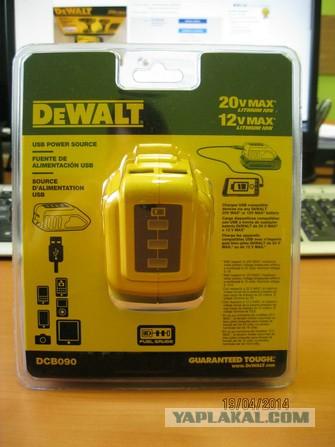Комплект (шуроповерт+гайковерт) Dewalt DCK290L2