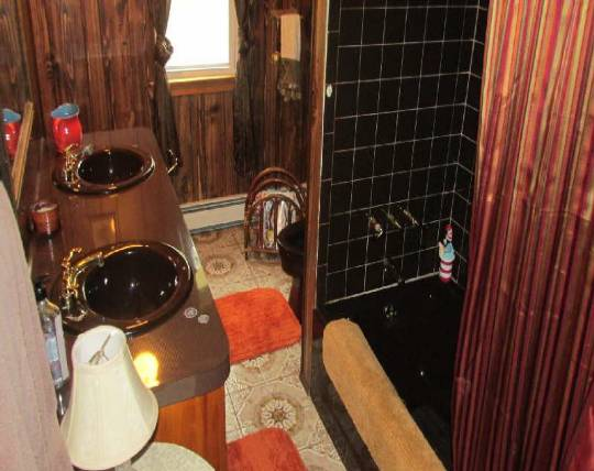 Кап ремонт совмещенного санузла в каркасном доме