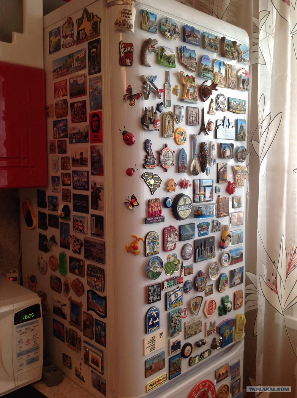 Магниты для холодильника своими руками фото