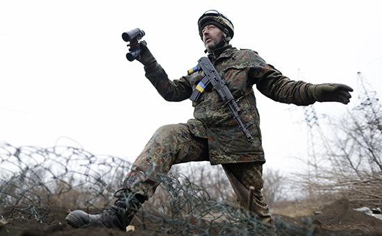 Киев объявил о начале передислокации