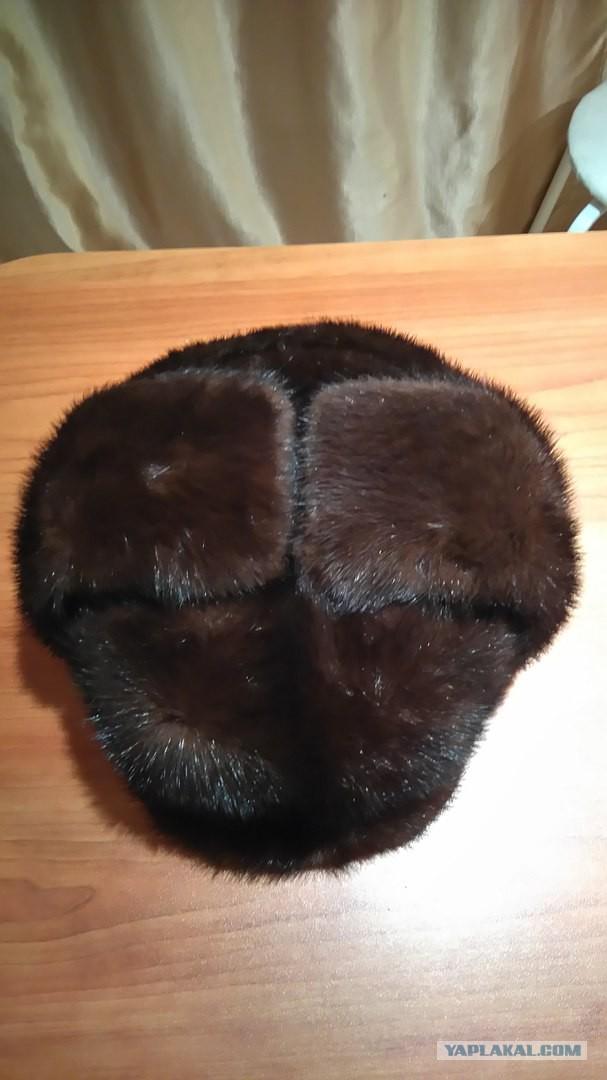 Сегодня надел любимую шапку формовку