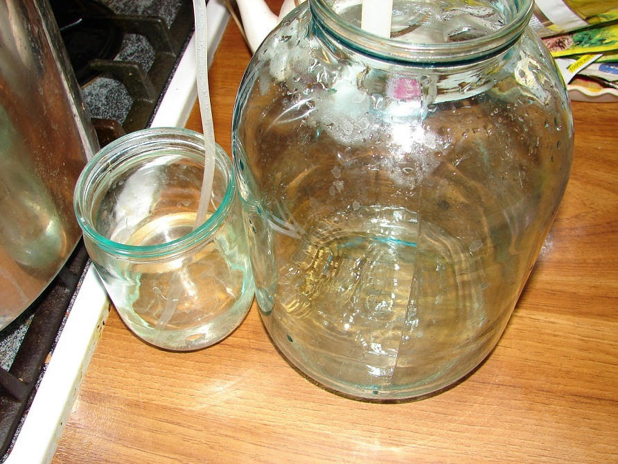 Как сделать домашнюю пшеничную водку 595