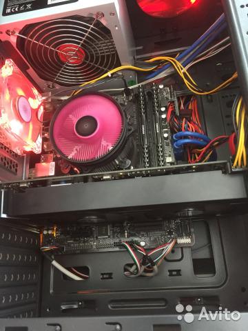 Компьютер i5 gtx 1060 3Gb 16Gb 500Gb