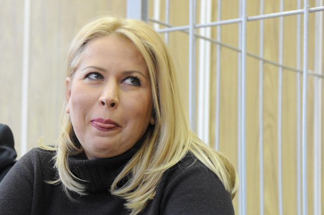 Васильева требует отпустить ее