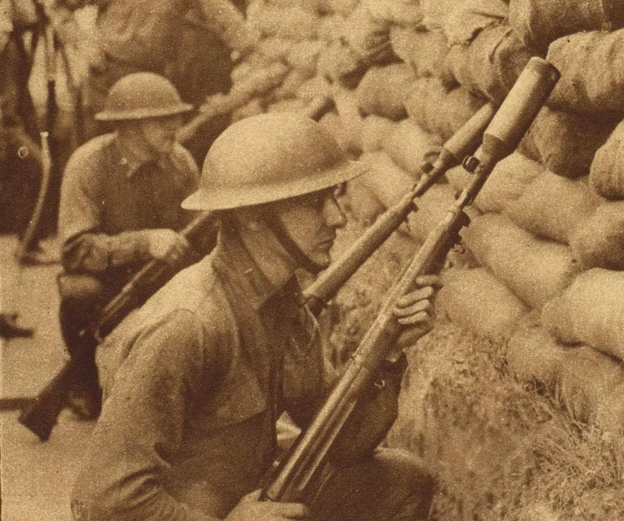 warfare during world war ii essay
