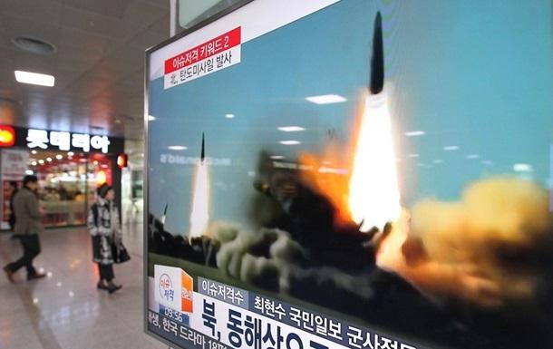 Неопознанная ракета КНДР перелетела через территорию Японии (новый пуск)