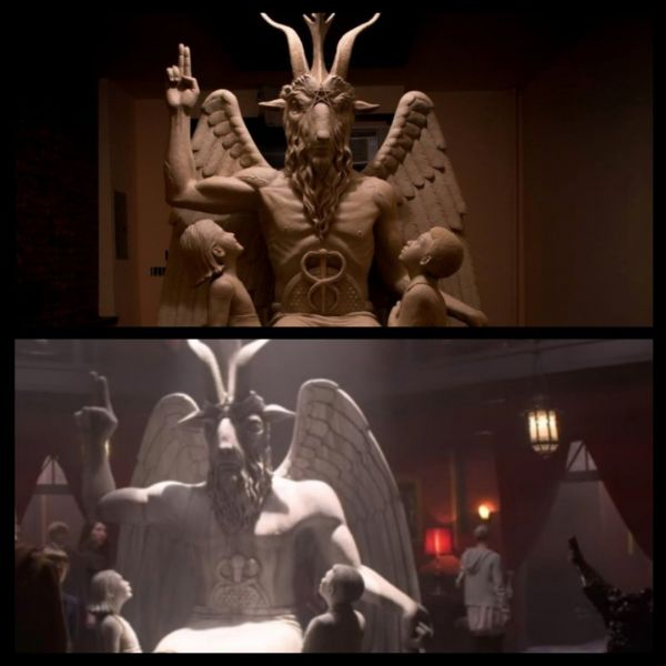 «Это сильный удар по нам». Новый сериал «Сабрина» оскорбил чувства сатанистов