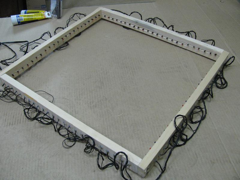 Как сделать подсветку для зеркала