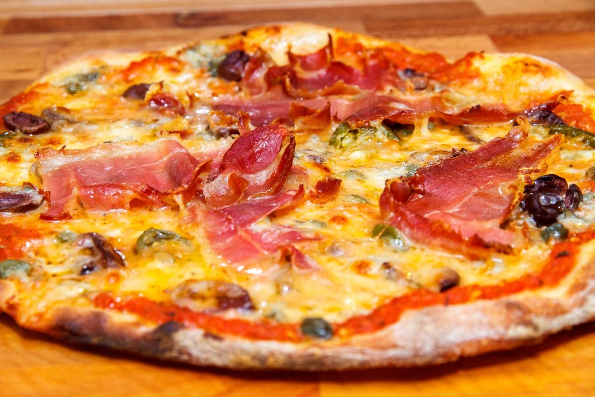 Пицца к пиву рецепт пошагово