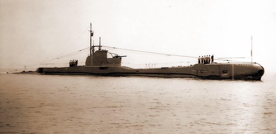 подводная дуэль подводных лодок