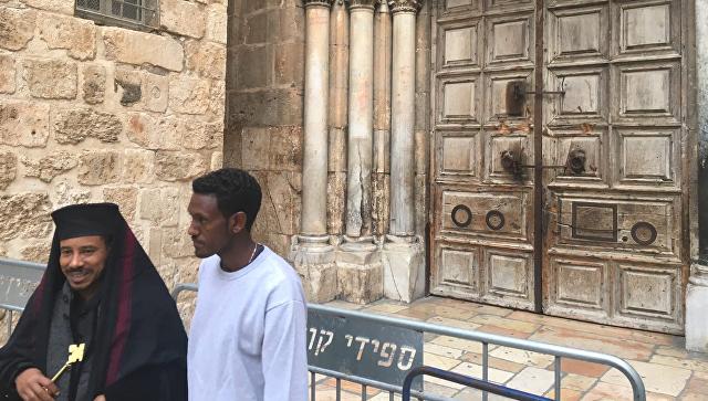 В РПЦ обеспокоены планами мэрии Иерусалима взимать налоги с церквей