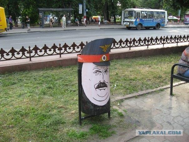 Мусорка в Нижнем Новгороде