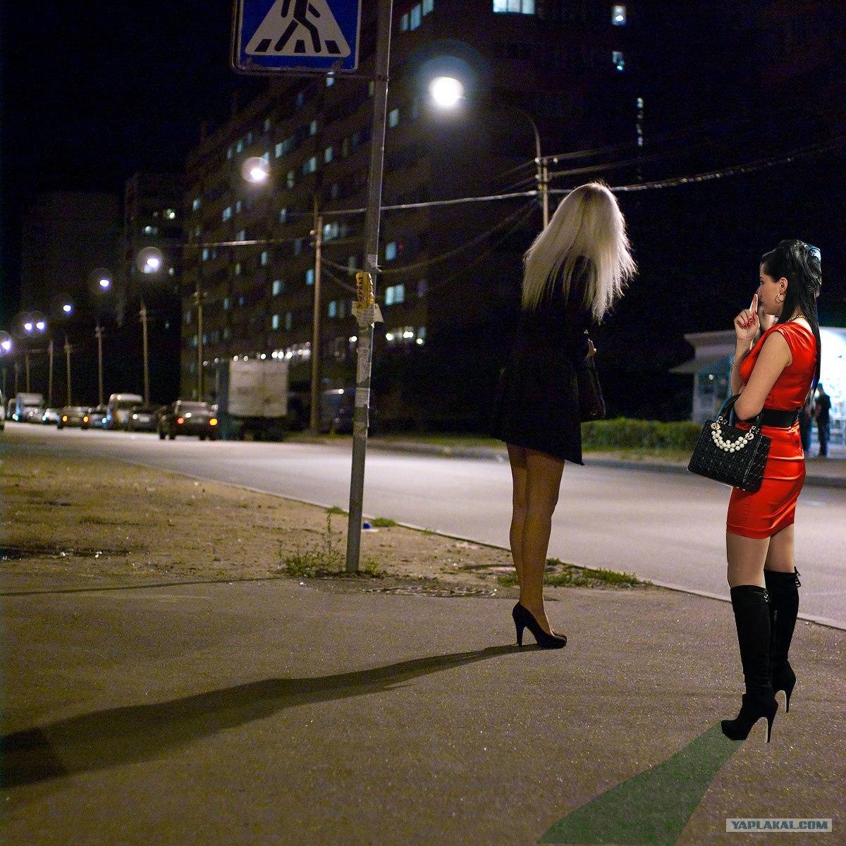 Куда безопасно идти работать проституткой интересное