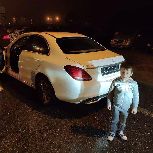 Рамзан Кадыров подарил Мерседес папе 5-летнего мальчугана, который отжался 4105 раз, но его рекорд не зачли