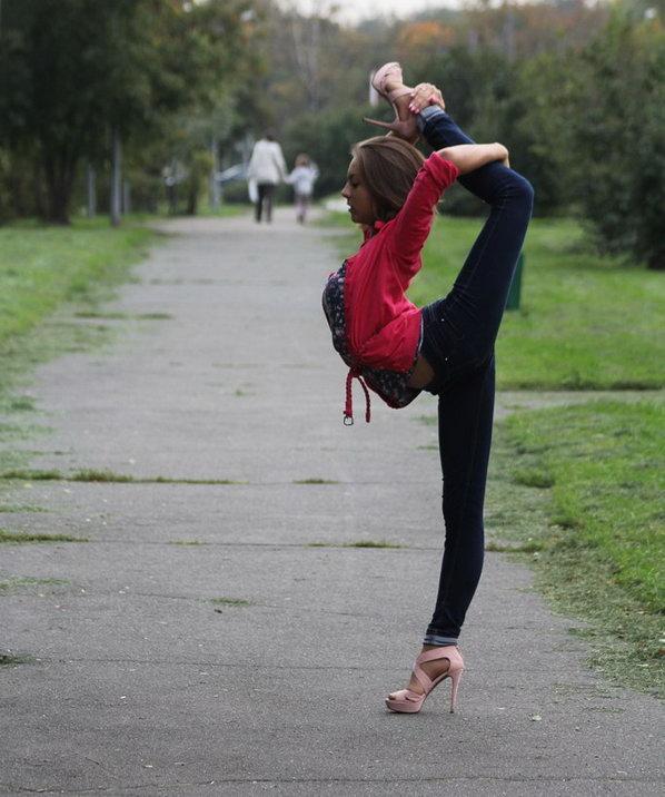Гибкость и равновесие