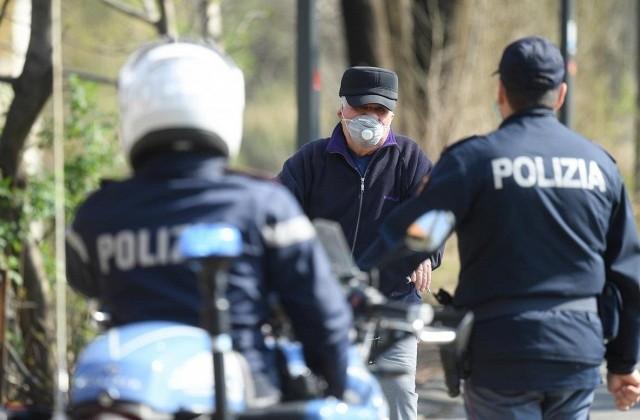 В Италии за сутки от коронавируса погибла почти тысяча человек